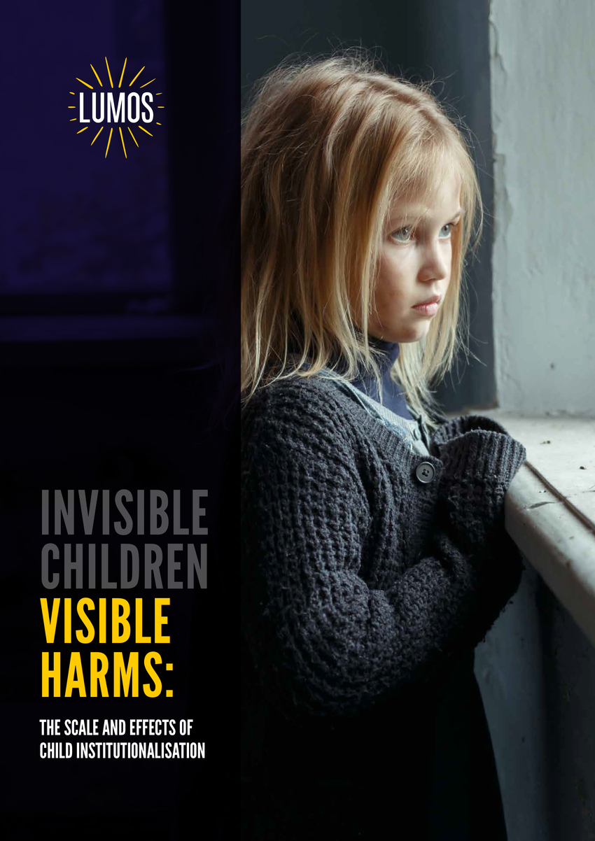Invisible Children Report Front Cover