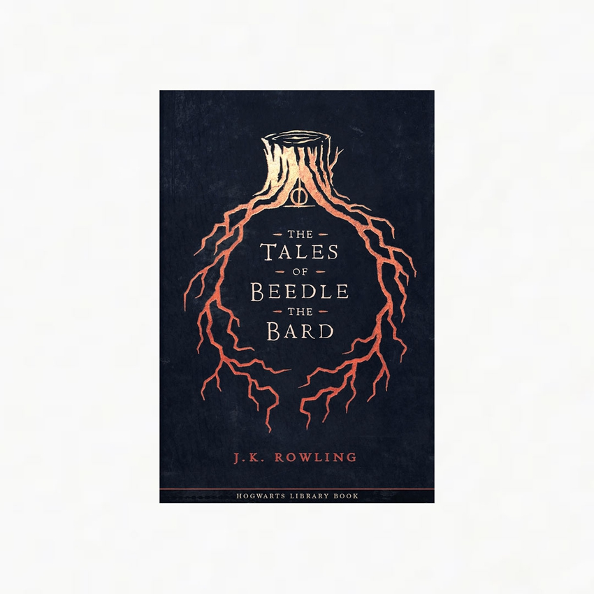 Tales of Beedle the Bard by J.K. Rowling e-book version