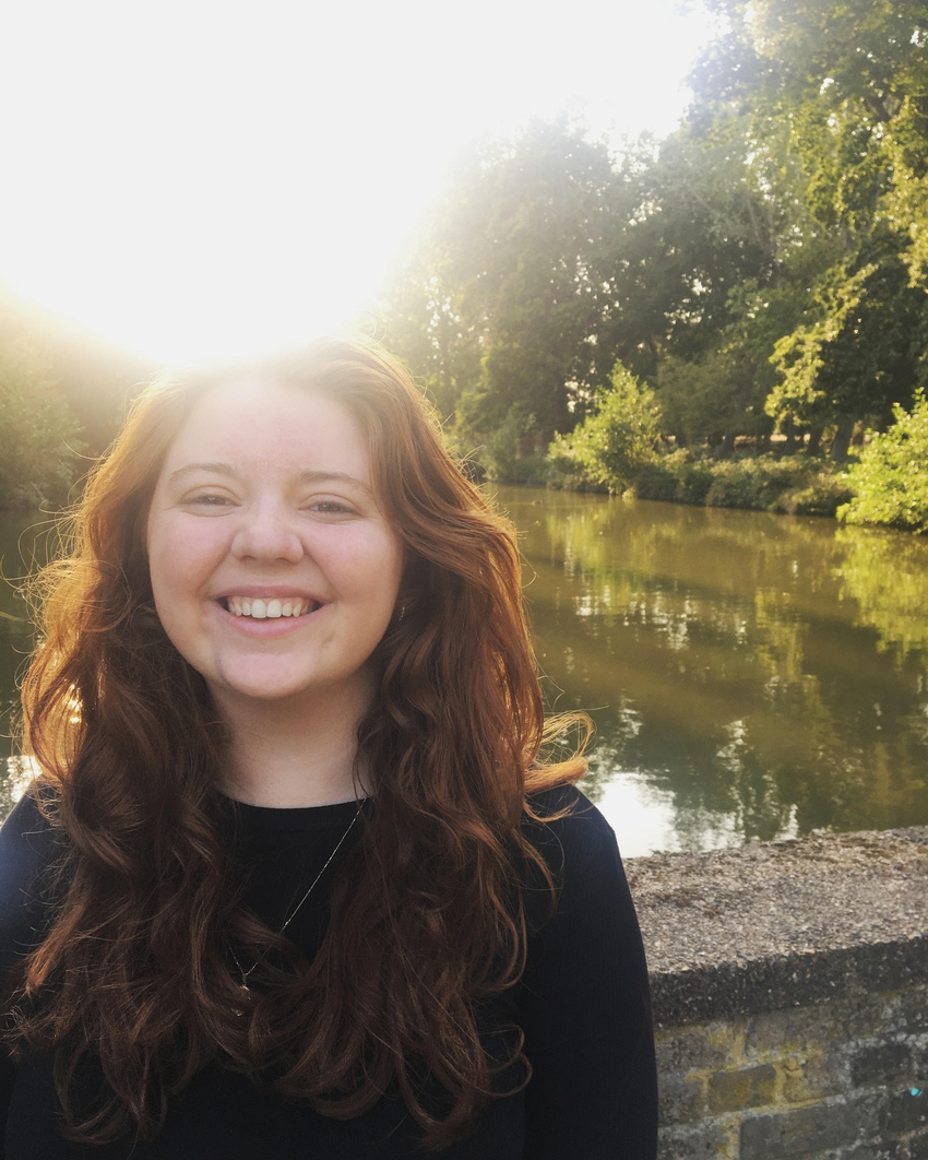 Aisling Ledwith, Advocacy and Campaigns Officer