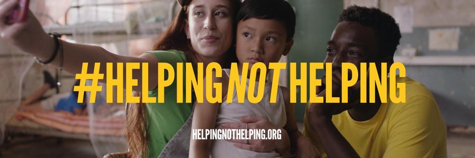 HelpingNotHelping Boy