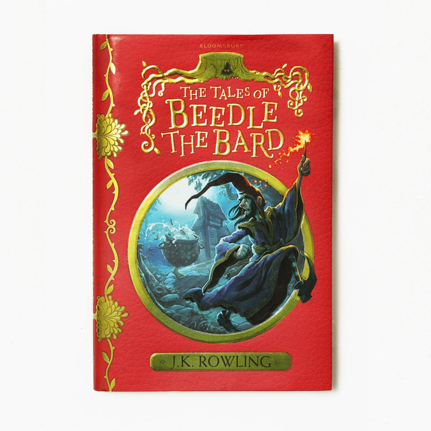 Tales of Beedle the Bard by J.K Rowling