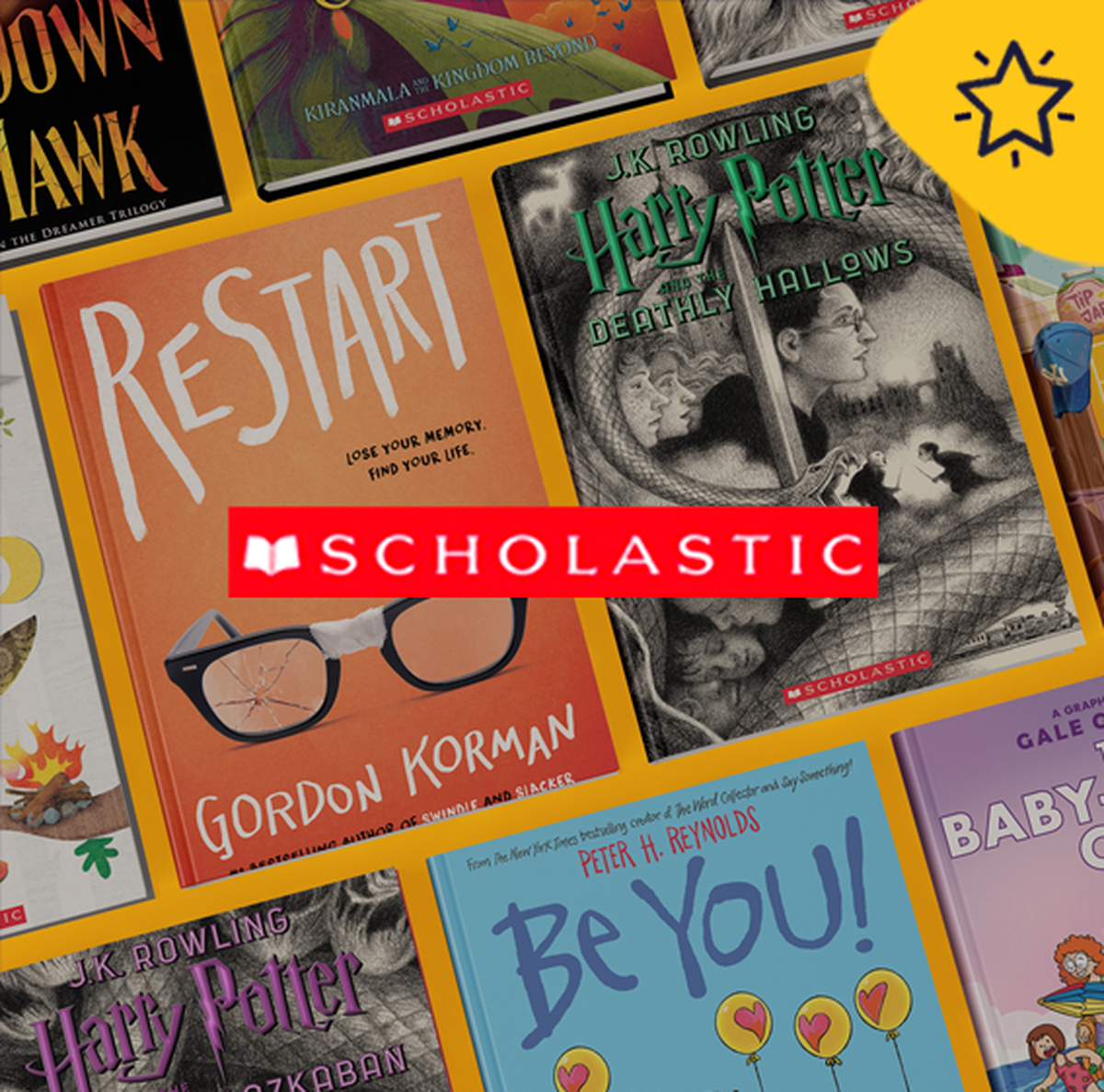 Scholastic Prize - Charity Buzz