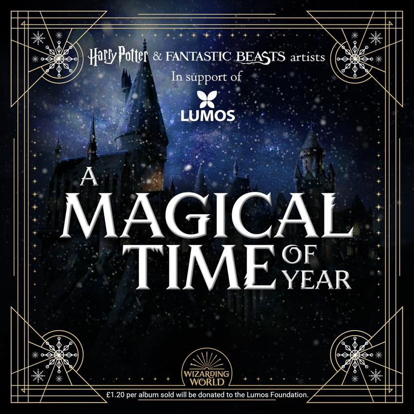 Album cover of The Most Magical Time Of The Year