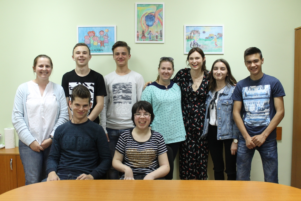 Lumos Young Advocates meet Ambassador Sophie Ellis-Bextor